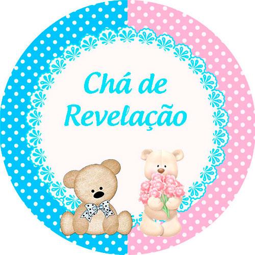 CHÁ DE REVELAÇÃO