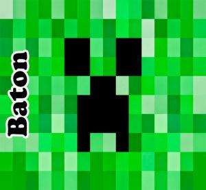 Minecraft Kit Digital Grátis para Imprimir batom