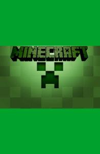 Minecraft  Kit Digital Grátis para Imprimir bolinha de sabão