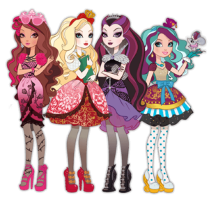 EVER AFTER HIGH PNG