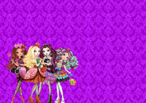 PIPOCA EVER AFTER HIGH