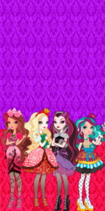 TUBETE EVER AFTER HIGH