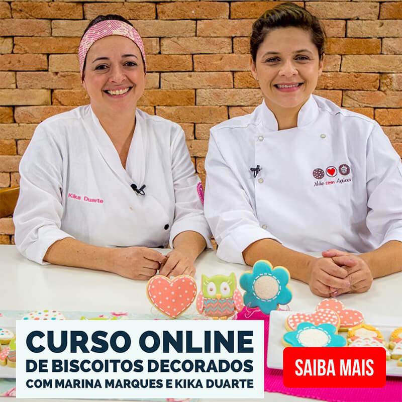 Curso online de biscoitos decorados viver com criatividade for Curso de interiorismo online