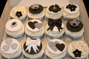 Cupcakes para Casamento