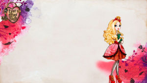 Etiquetas Personalizadas Grátis para Imprimir ever after high