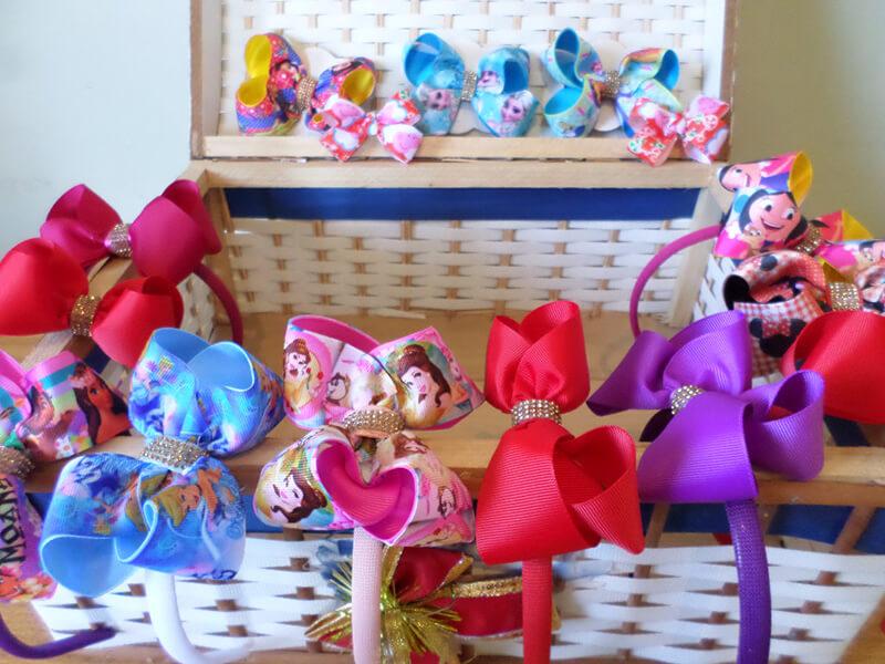 Material para Fazer Tiaras Infantil
