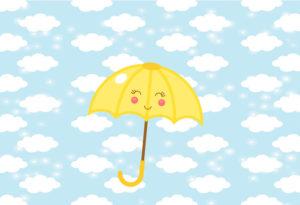 kit digital chuva de bençãos grátis